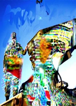 Victory Digital Art