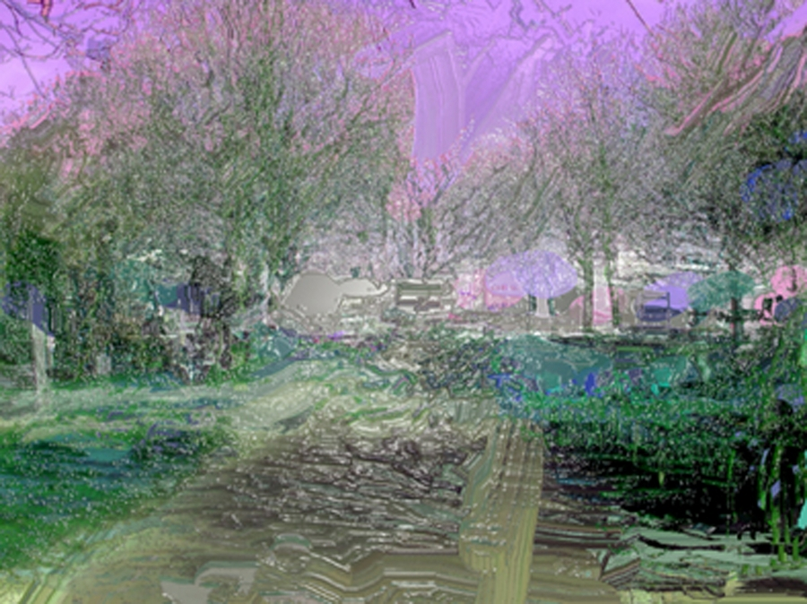 Urbansacting2  Digital Art