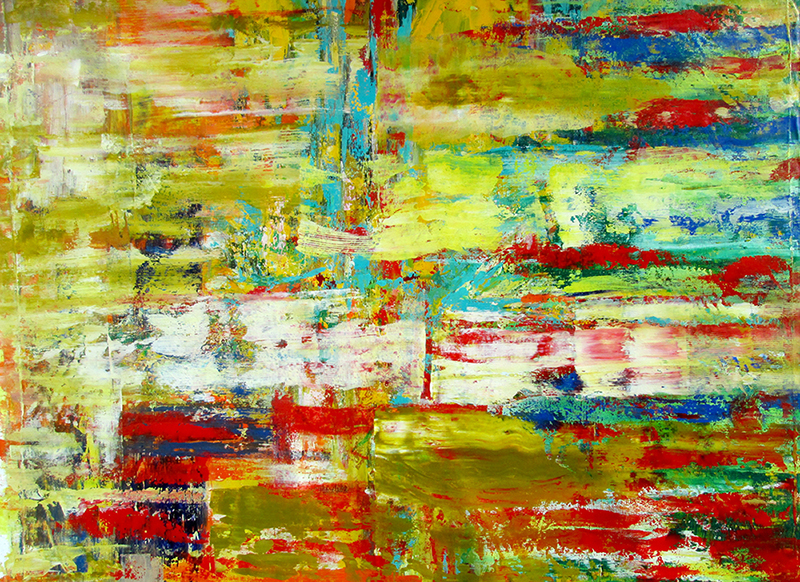 Moving Images Acrylic Fine Art