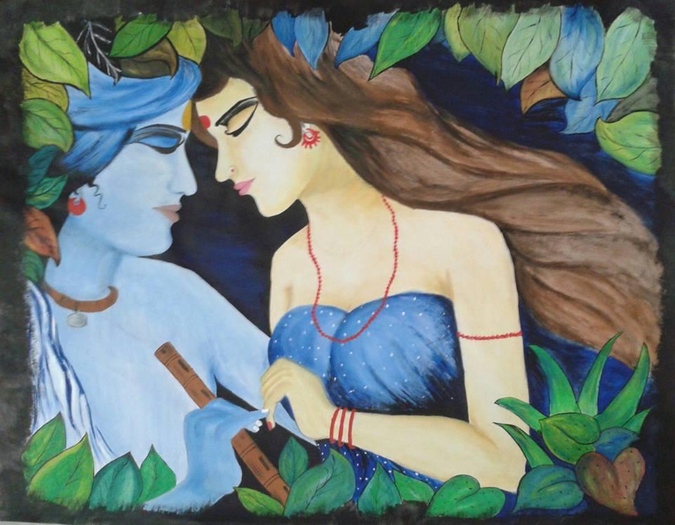 RadhaKrishna Fine Art