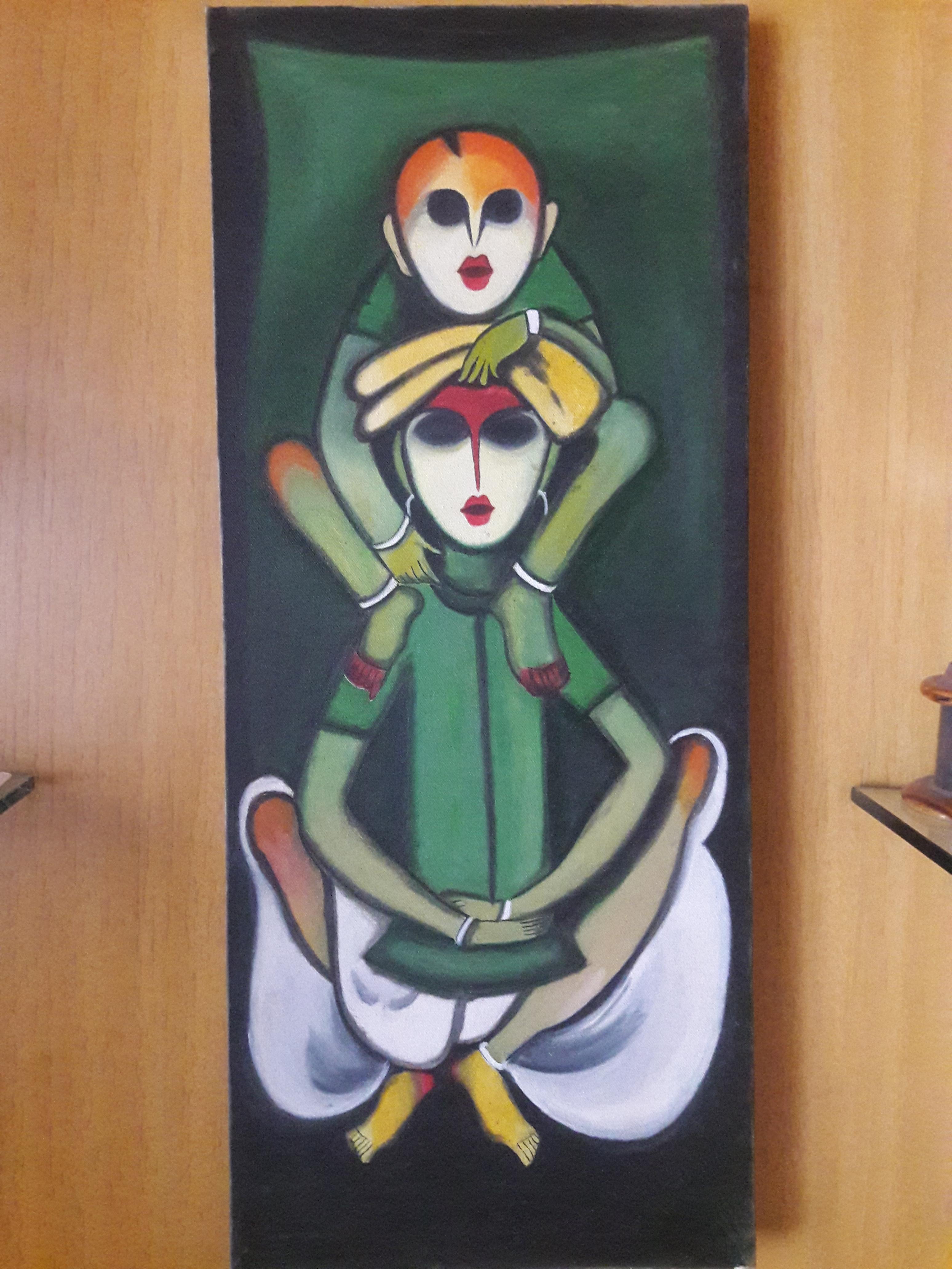 Modern Art Fine Art Painting