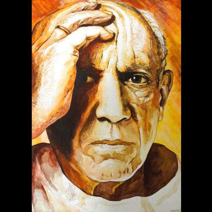 Pablo Picasso Fine Art