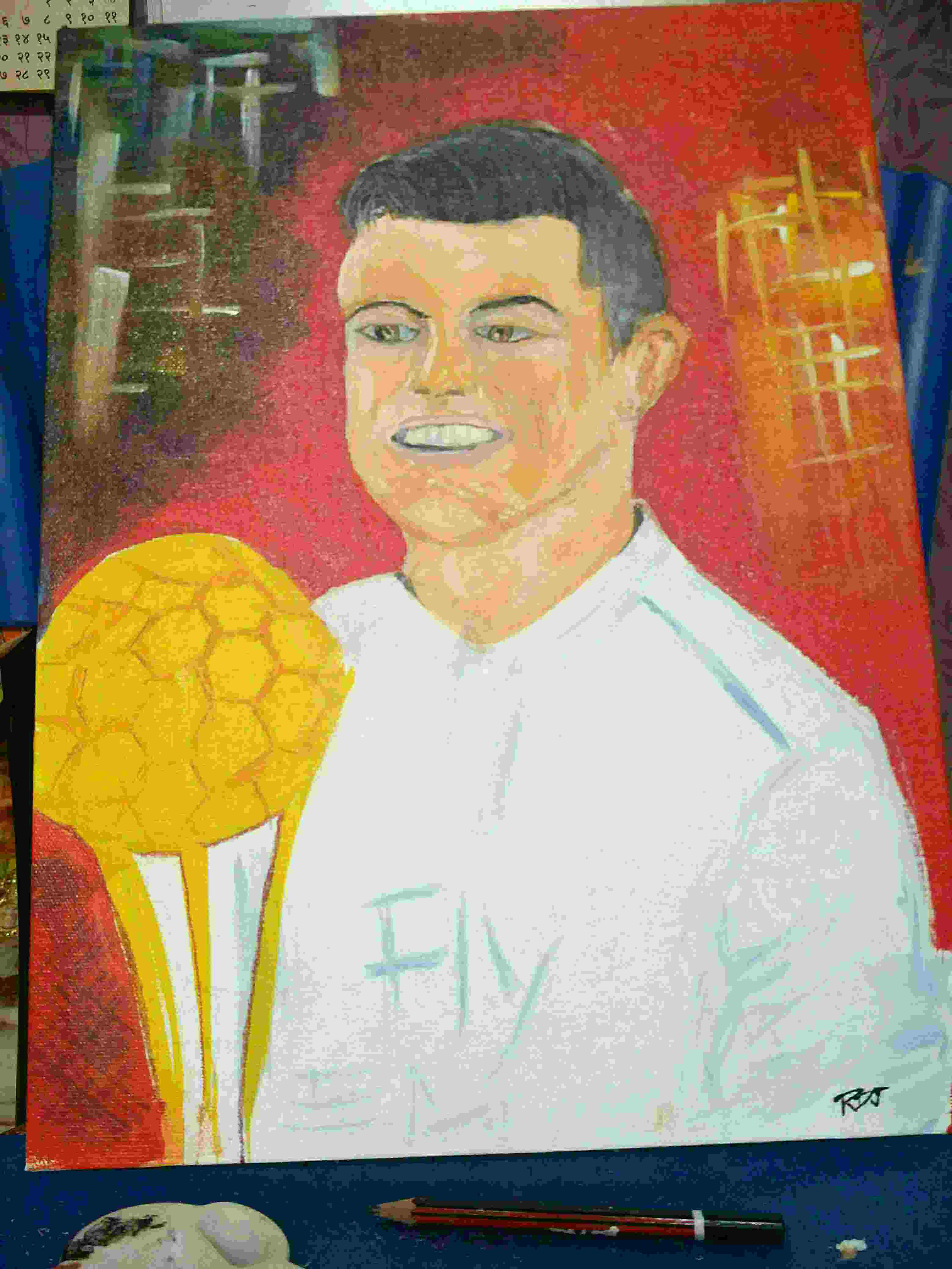 Ronaldo Painting Fine Art