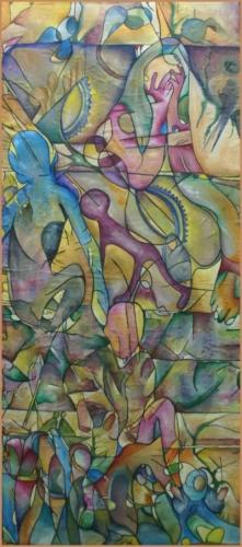 Creation 2 Fine Art