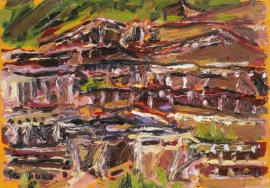 Salinas en sal Spain Fine Art