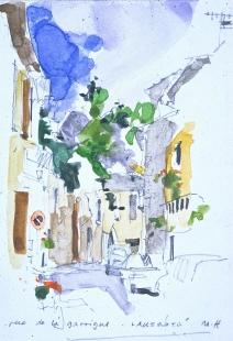 Rye Des Garrigue Lauzerte Fine Art