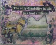 Bad Attitude Fine Art