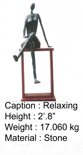 Relaxing Sculptures