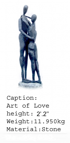 Art Of Love Sculptures