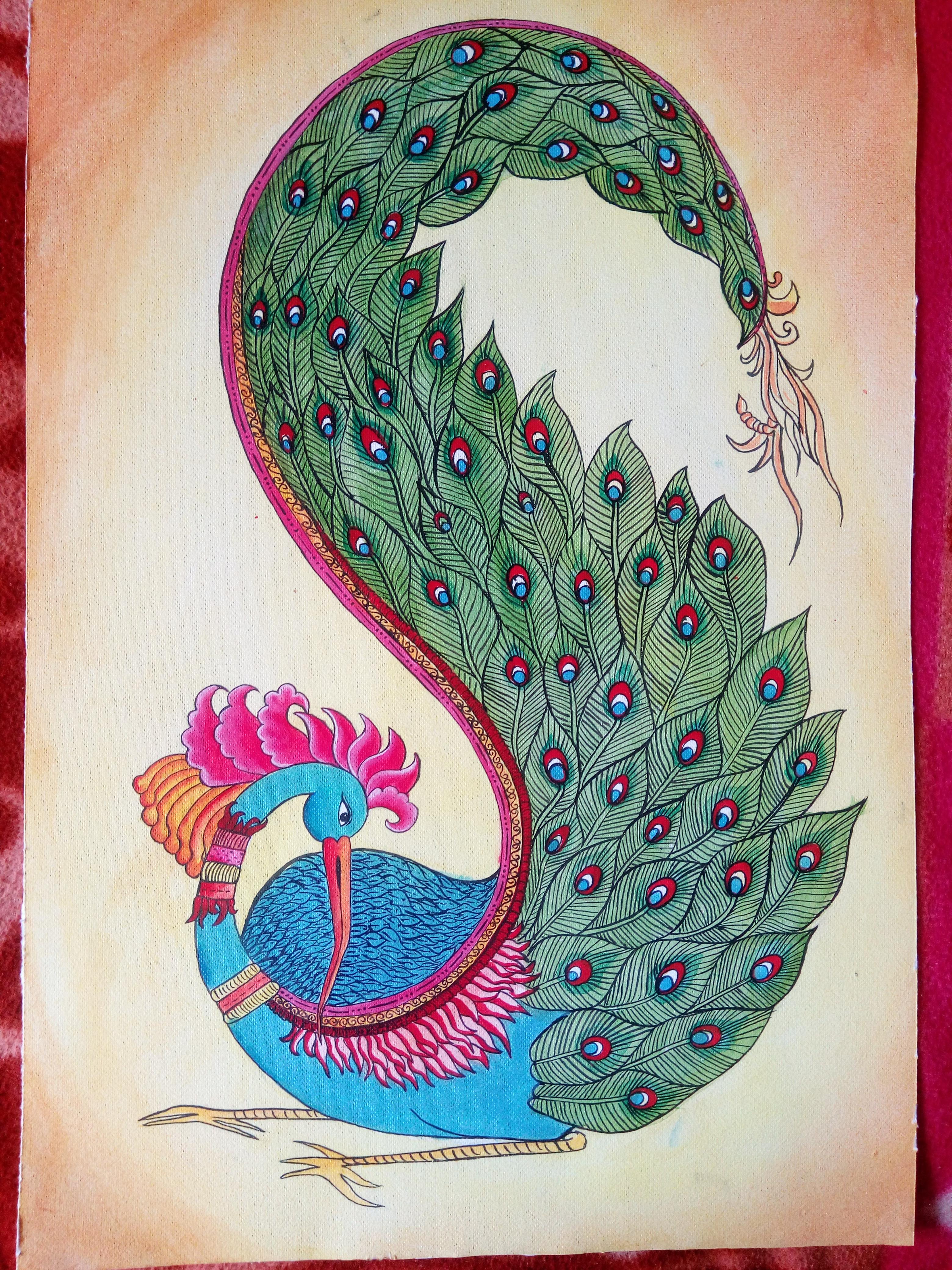 Madhubani Art Fine Art