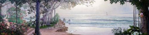 Nature Sea Painting