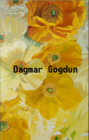 Yellow Symphonie Fine Art by Dagmar Gogdun