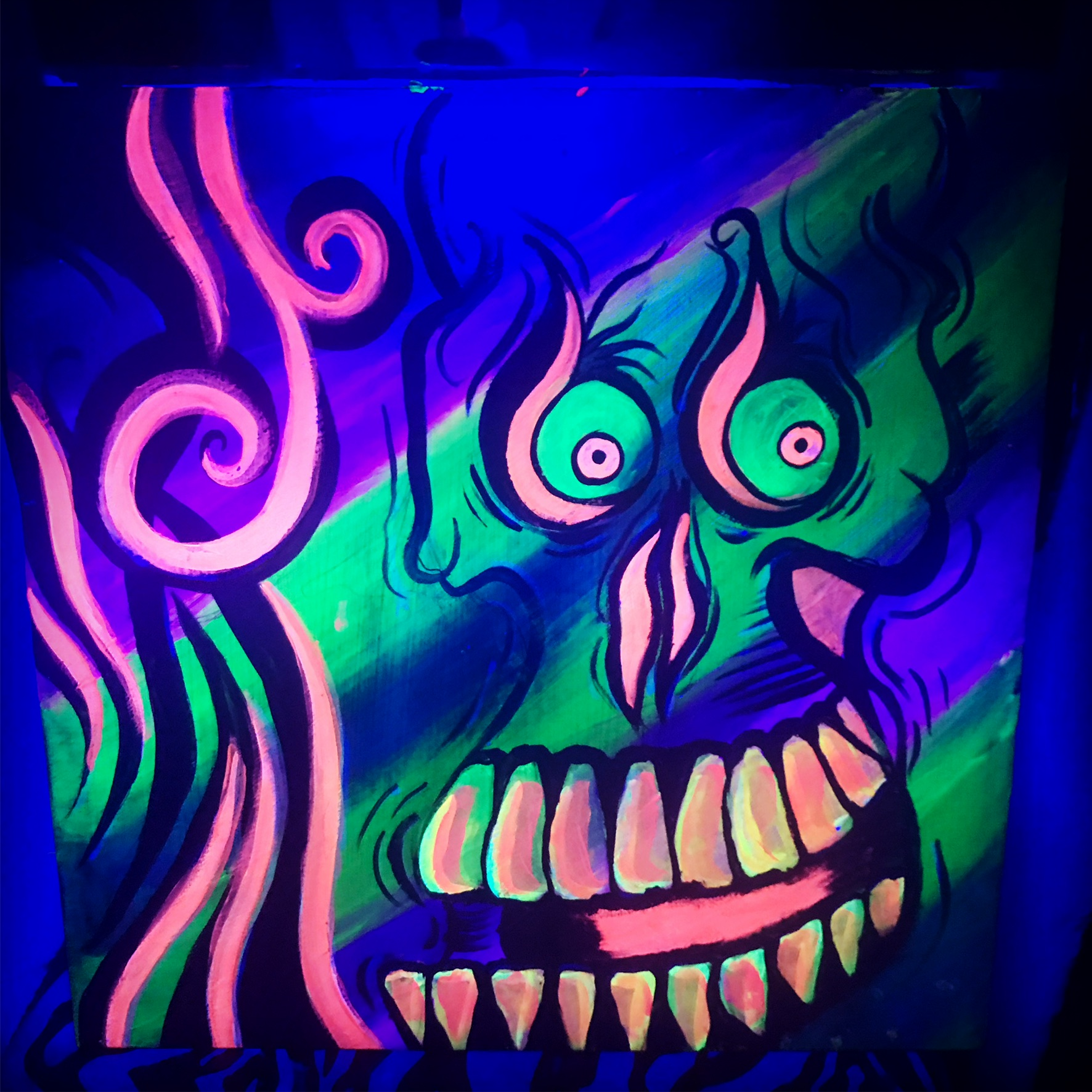 Monster Madness Fine Art