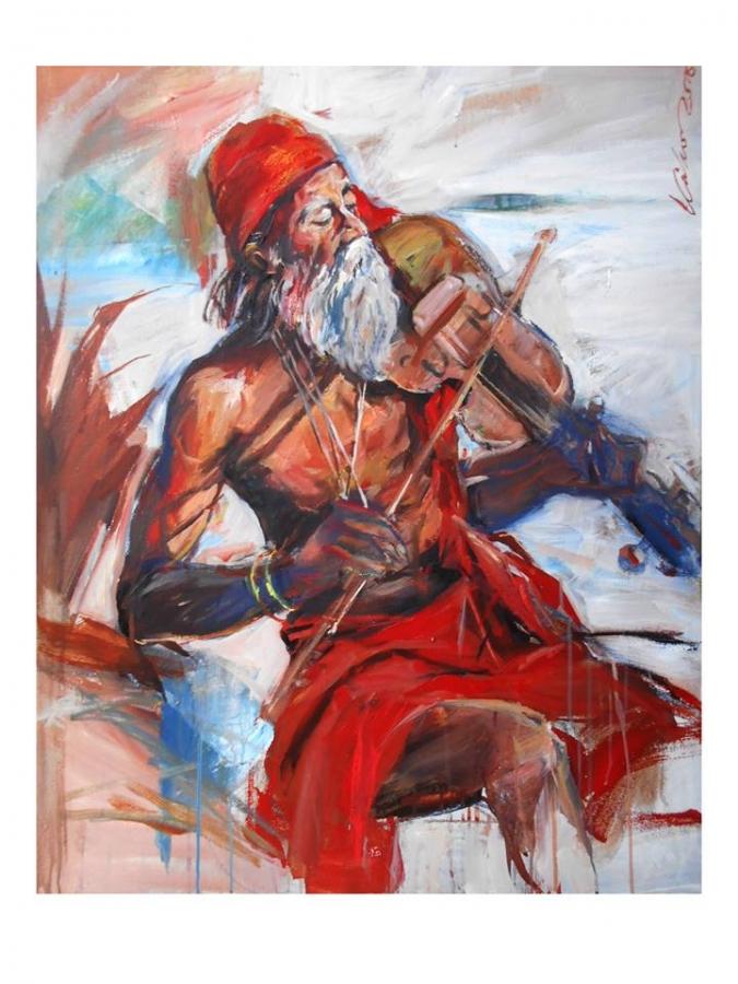 Baul by Kishore Ghosh