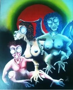 Vendetta of the paradoxic Fine Art