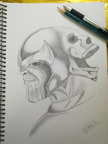 Thanos Fine Art