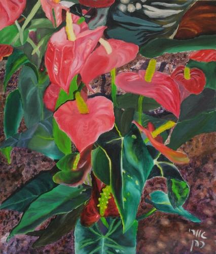 Acrylic Painting Fine Art