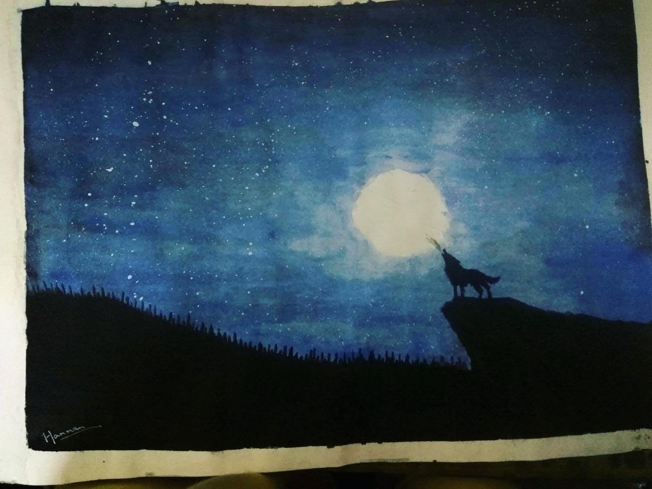 Lone Wolf Fine Art