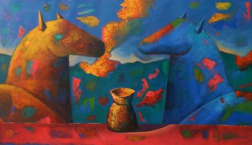 Encuentro Fine Art by Mario Madrigal Arcia