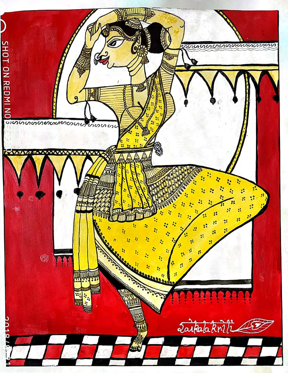 by Deepti Rana
