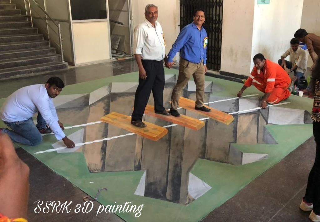3D Painting Fine Art