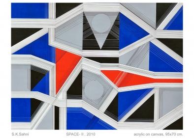 Space II Fine Art