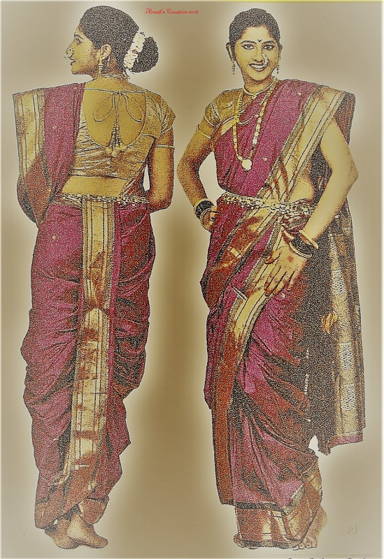 Old Hindu Memories Digital Art