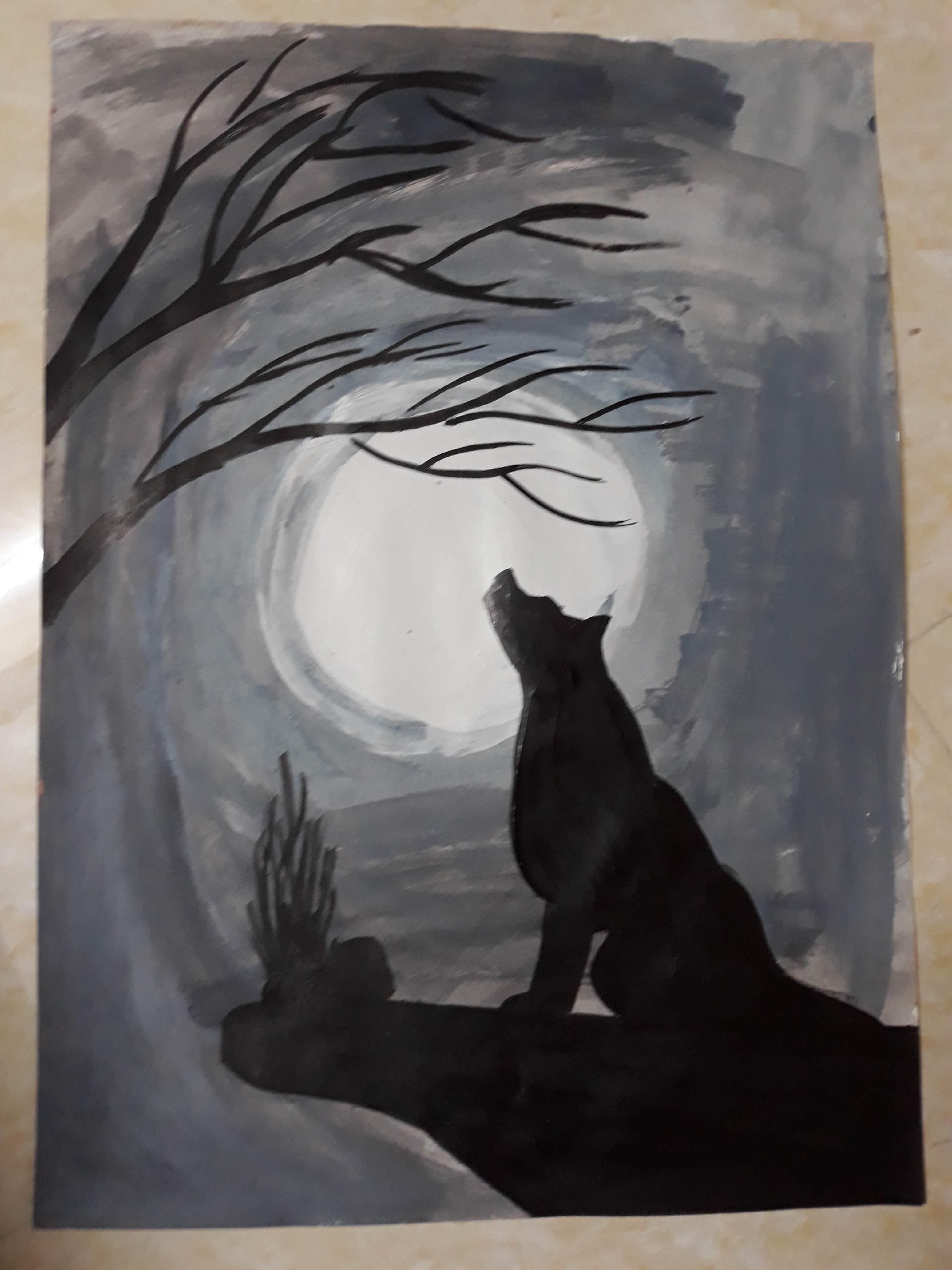 Black Alone Fine Art