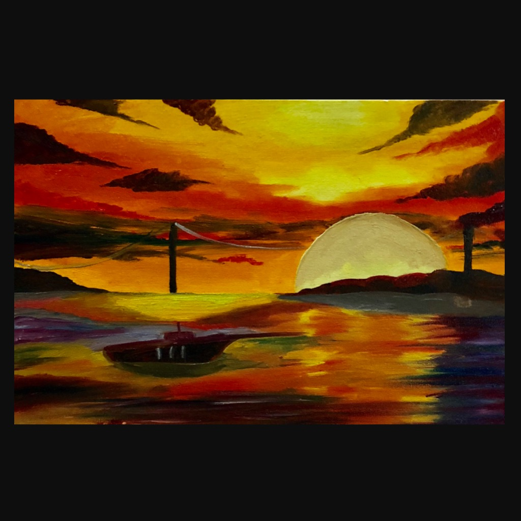 Sunset Fine Art