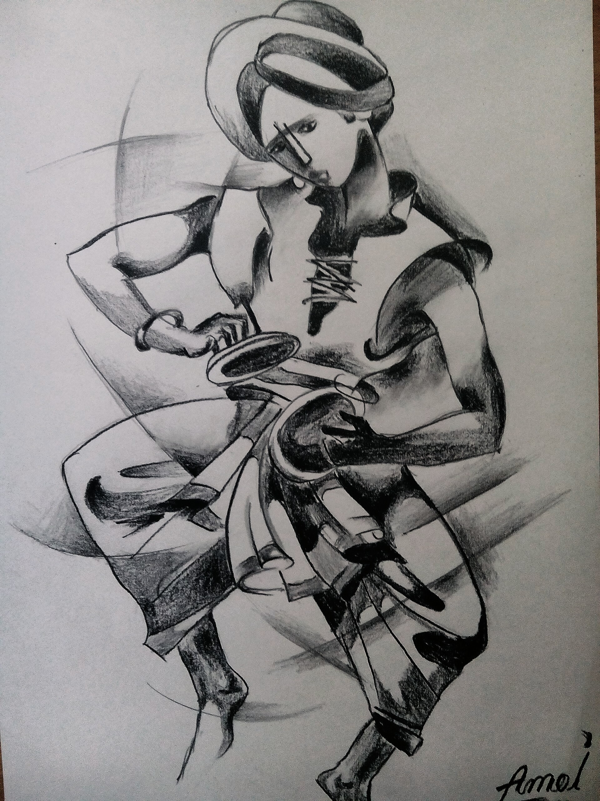 Painting  Fine Art by Amol Patil
