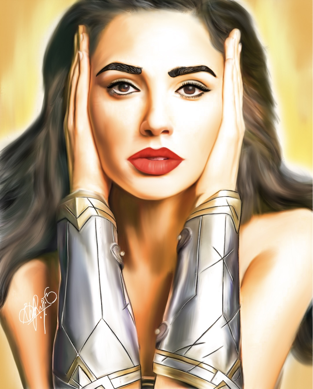 Wonder Woman Digital Art