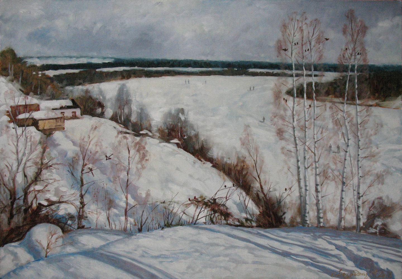 February winter  Fine Art