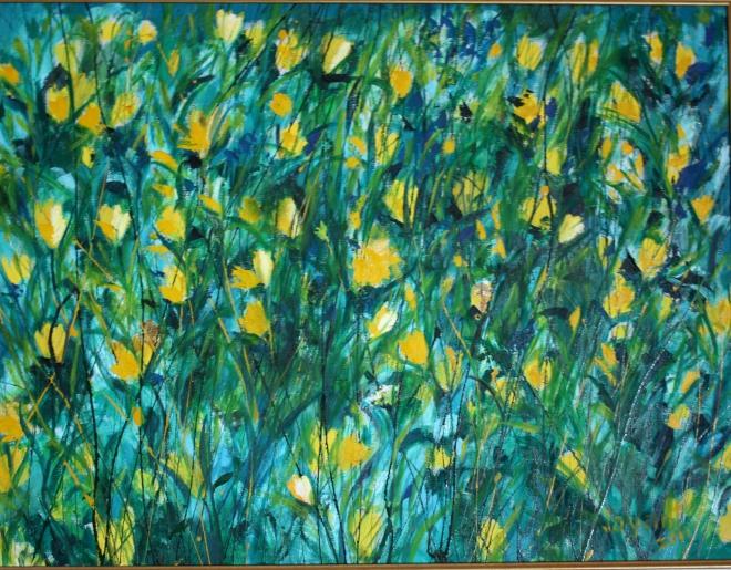 Tulips Fine art