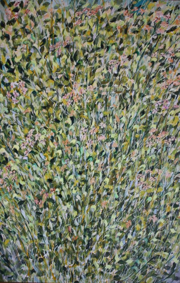 Flower Fine Art Painting