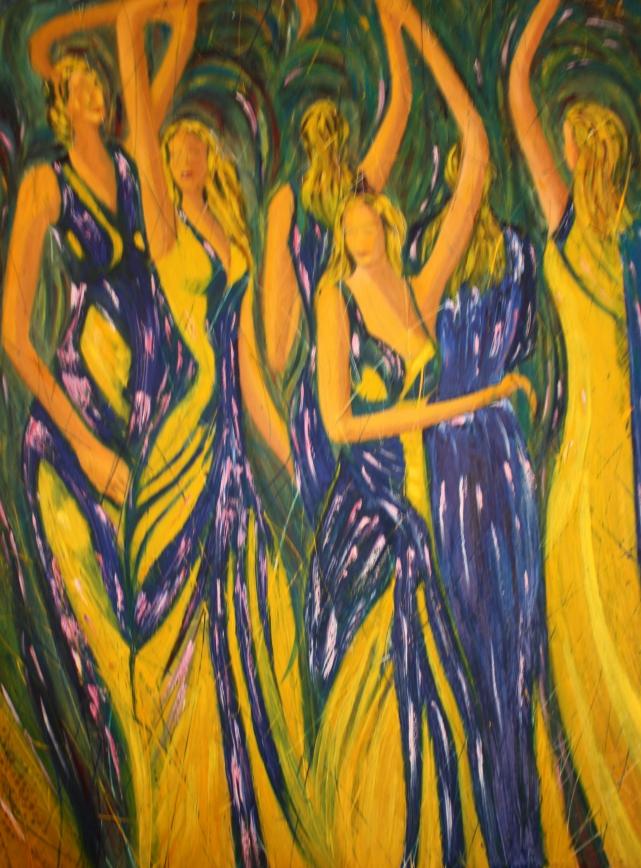 Flamenco 1 Fine Art