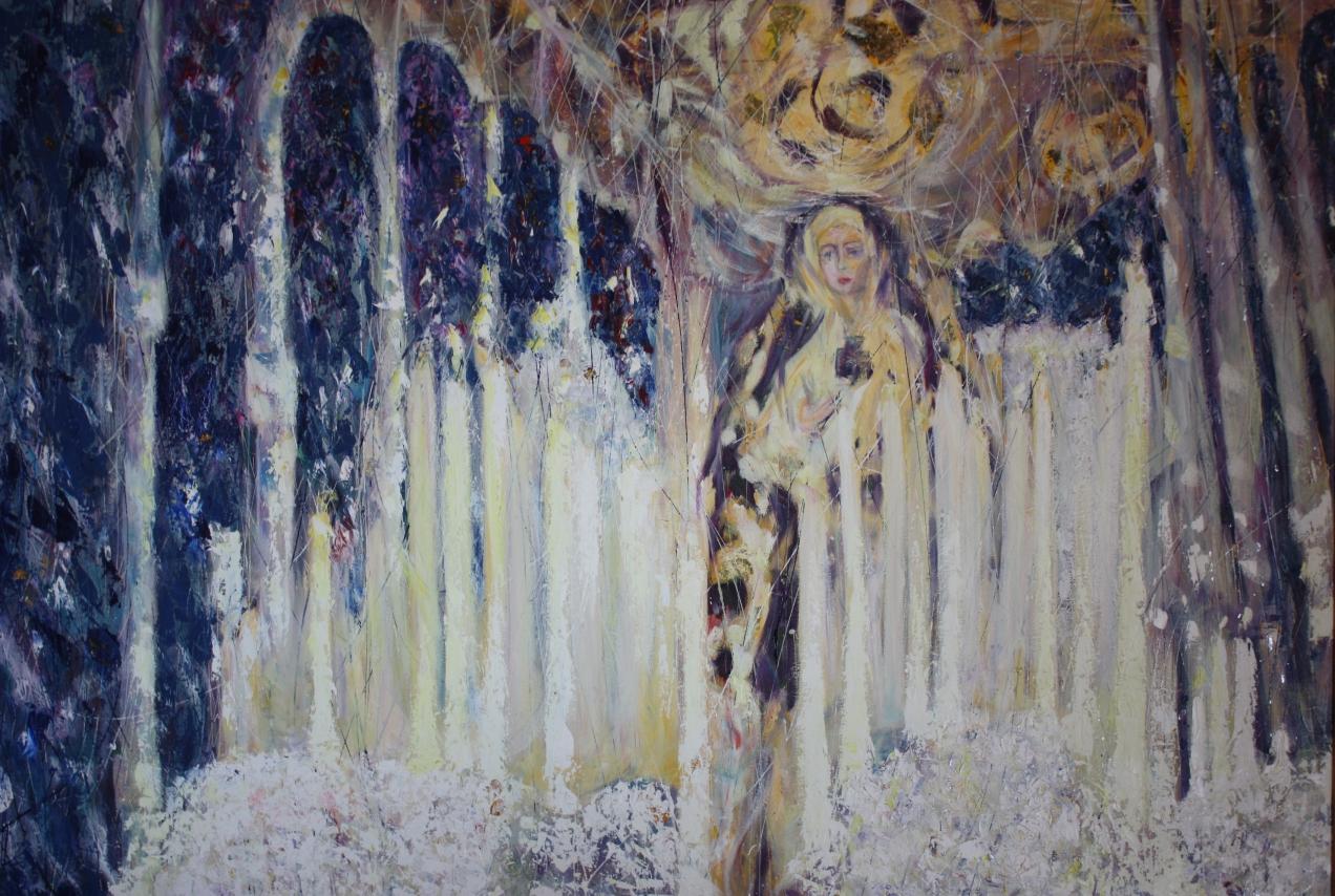 La Virgen Fine Art