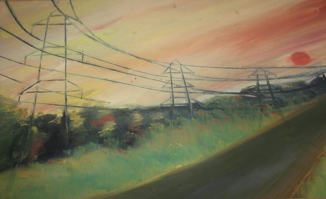 Oil Sketch Fine Art