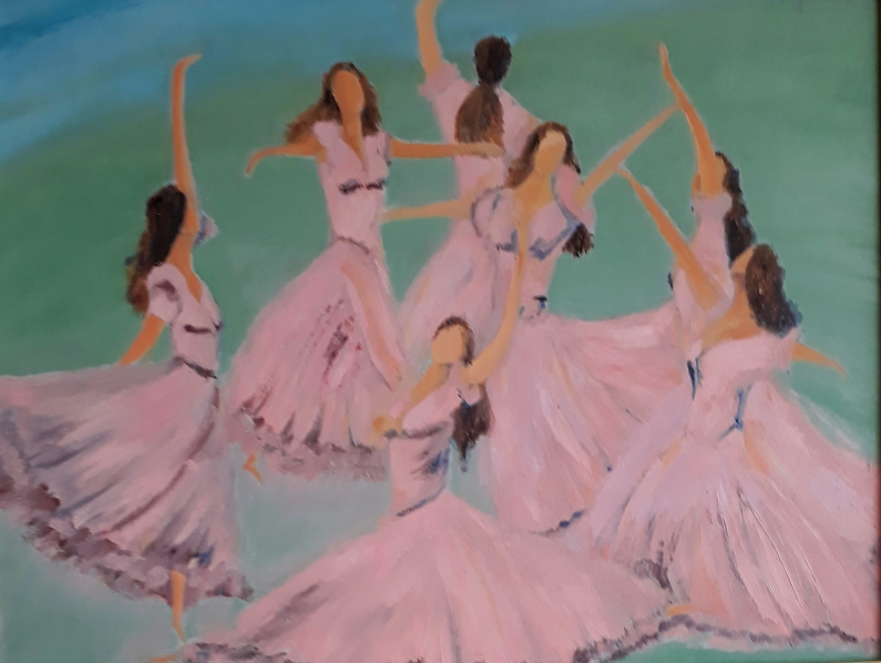 Dance Of Light Fine Art