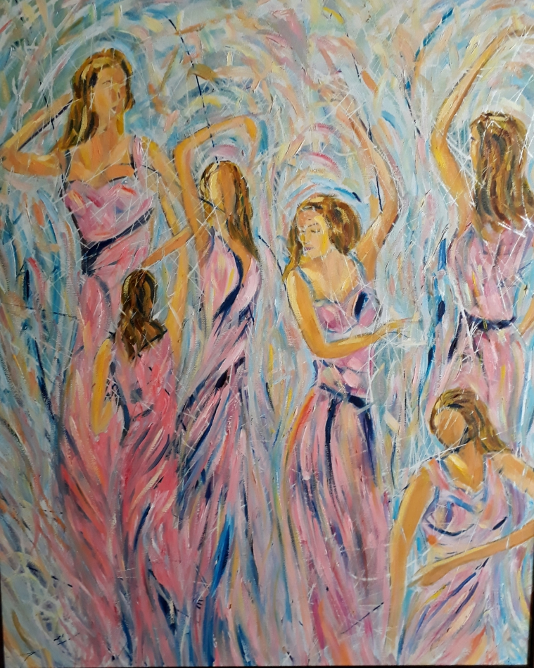 Flamenco 3 Fine Art