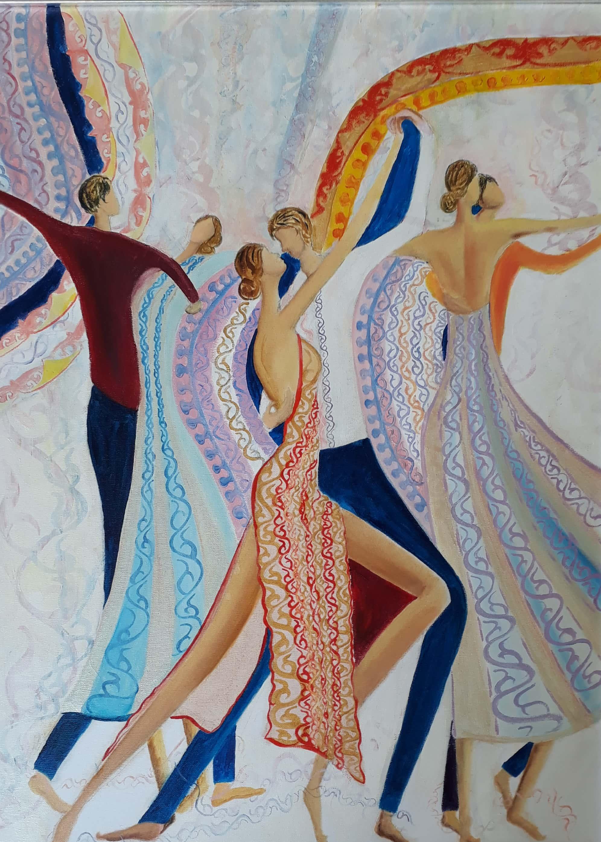 Dancers Fine Art
