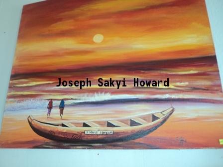 Product 4  Fine Art by Joseph Howard
