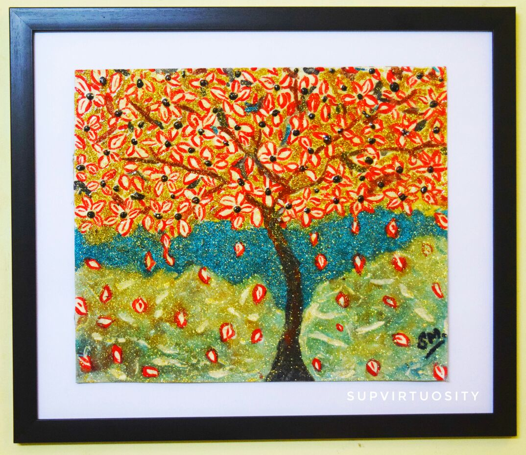 Lucky Tree Theme Fine Art