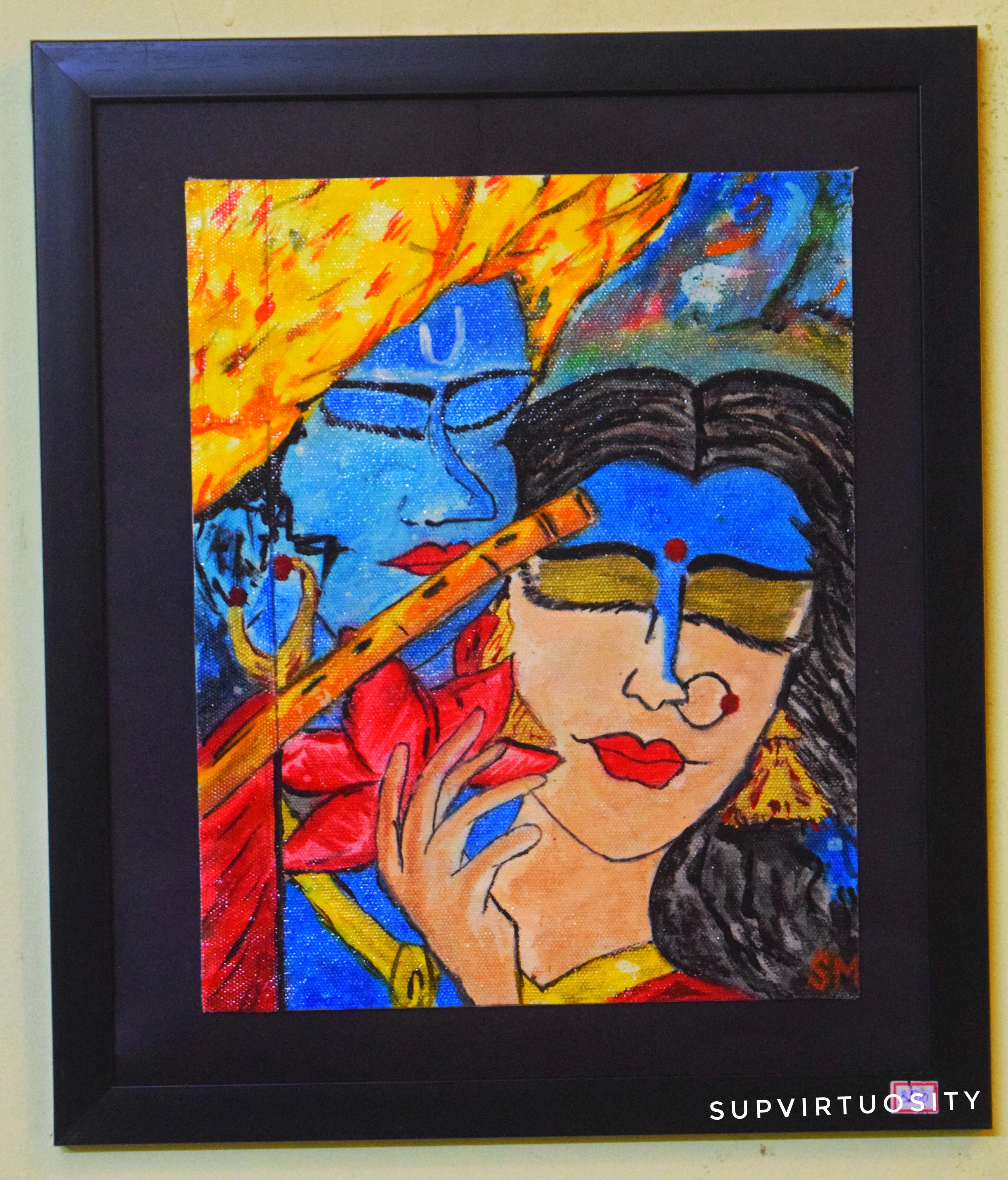 Radha Krishna Fine Art