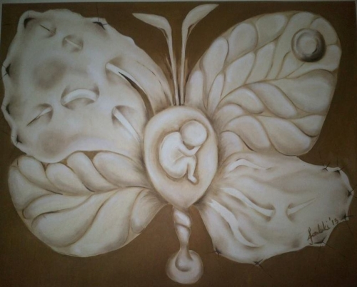 Butterfly Fine Art