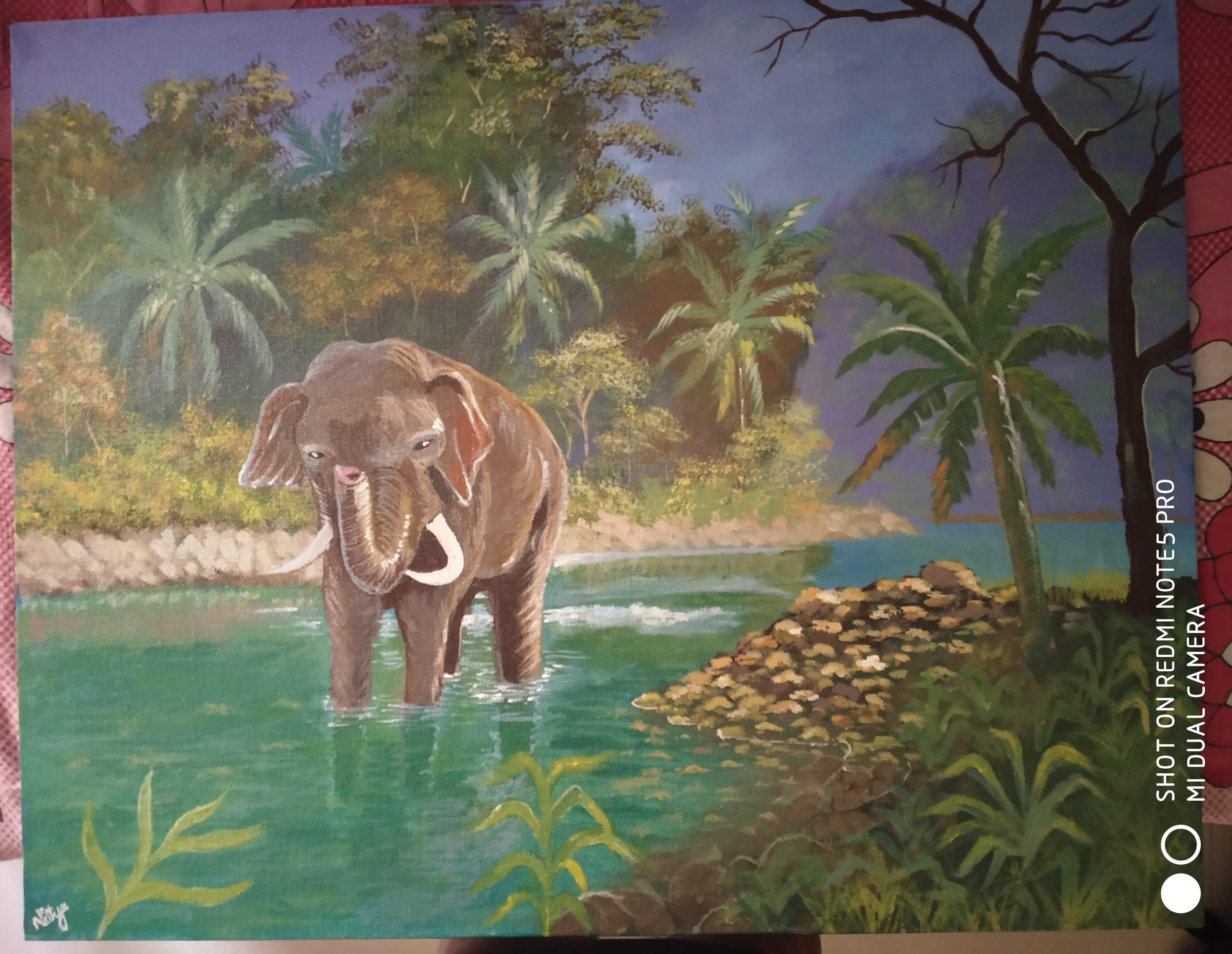 Landscape_painting  Fine Art