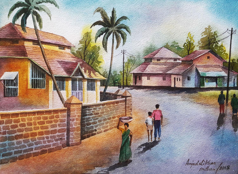 Konkan Street Fine Art