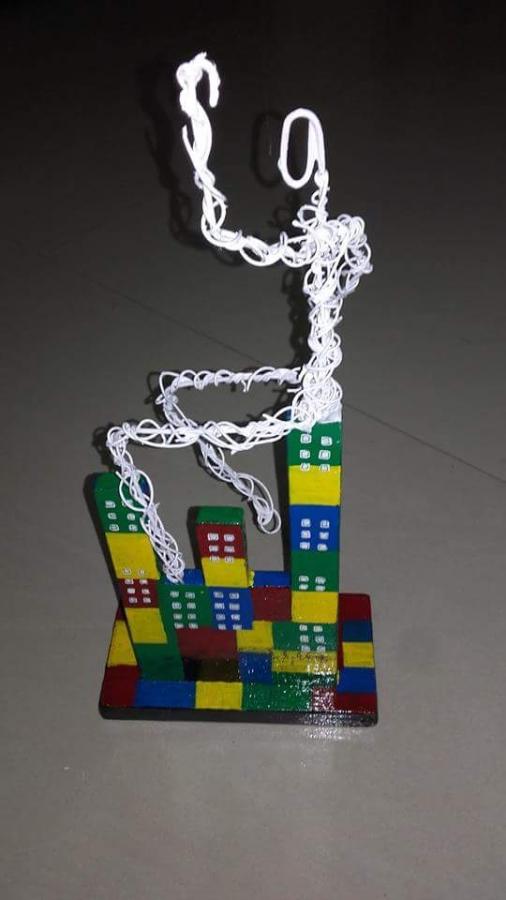 Identity Sculptures