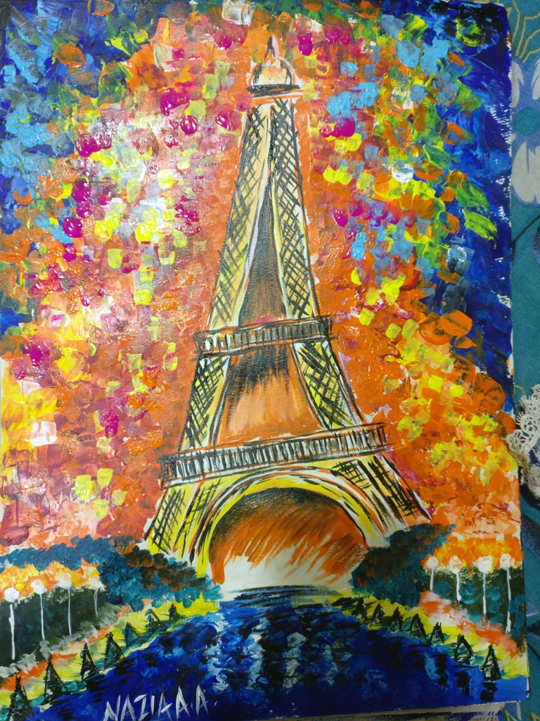 In LOVE With PARIS Fine Art