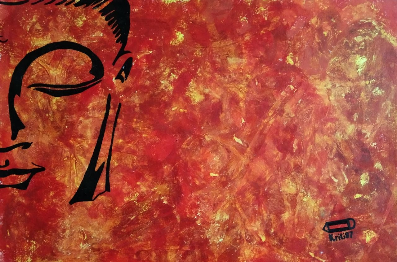 Buddha Art Fine Art