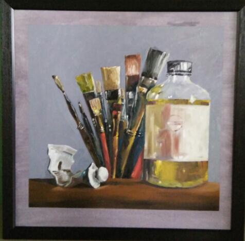 Still Life Fine Art Painting